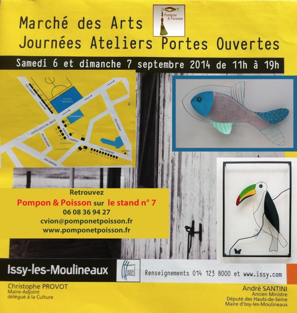 marche des arts 2014